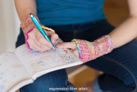 Writer's Wrist Warmers