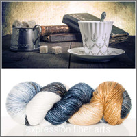 POETRY AND PROSE 'PEARLESCENT' WORSTED