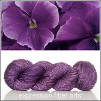 PANSY 'PEARLESCENT' WORSTED