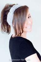 Beginner Knitted Headband