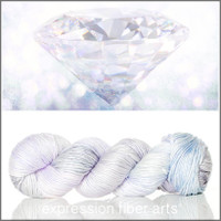 APRIL DIAMOND 'PEARLESCENT' WORSTED