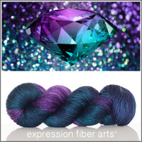 JUNE ALEXANDRITE 'PEARLESCENT' WORSTED