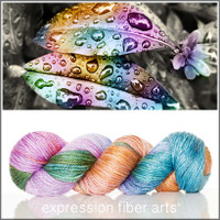 COLORS OF CHANGE 'LUSTER' WORSTED