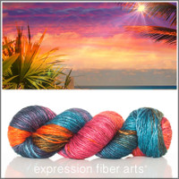 NAMASTE 'PEARLESCENT' WORSTED