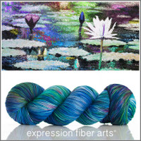 WATER LILIES 'RESILIENT' SOCK