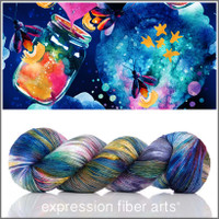 Pre-Order FIREFLY 'PEARLESCENT' FINGERING + Lip Balm