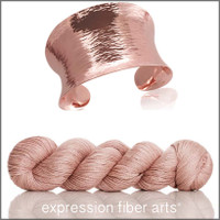 ROSE GOLD 'OASIS' FINGERING
