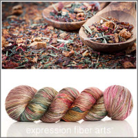 TEA TIME 'PEARLESCENT' WORSTED