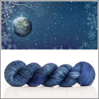 PEACE ON EARTH ALPACA SILK LACE