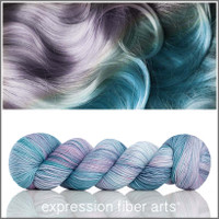 MERMAID HAIR 'SINCERE' SOCK