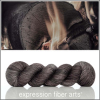 CINDER 'PEARLESCENT' WORSTED