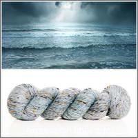 LIGHT SEA BLUE 'TWISTED TWEED' SPORT