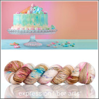 BIRTHDAY CAKE 'PEARLESCENT' FINGERING