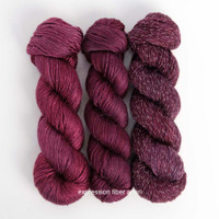WINE COUNTRY HUES 3-skein Kit