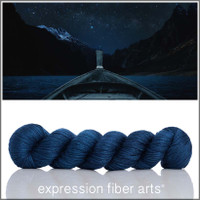 DARKEST NIGHT 'ALPACA SILK' DK
