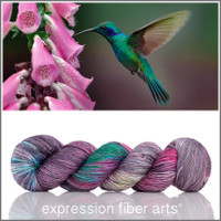 HOPE IS THE THING WITH FEATHERS 'PEARLESCENT' WORSTED