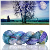 Frost Moon 'PEARLESCENT' FINGERING