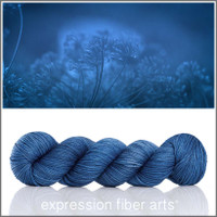 CLASSIC BLUE 'ENDURING' WORSTED