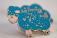 Keep Dreaming Sheep Pin