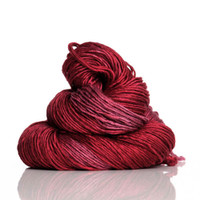 CRIMSON BLOOM 'PEARLESCENT' WORSTED