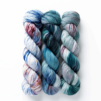 Forget Me Not Hues 'BREEZE' FINGERING