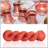 Copper 'ENDURING' WORSTED