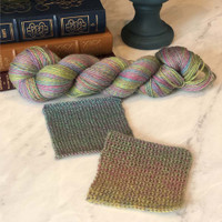 Divine 'Chameleon Color Shift' Fingering