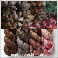 Susurrous Hues 'Pearlescent Worsted'