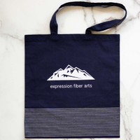 Large Navy Mountain Project Bag