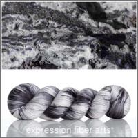 Pre-Order Zebra Stone 'OASIS' FINGERING + Stone