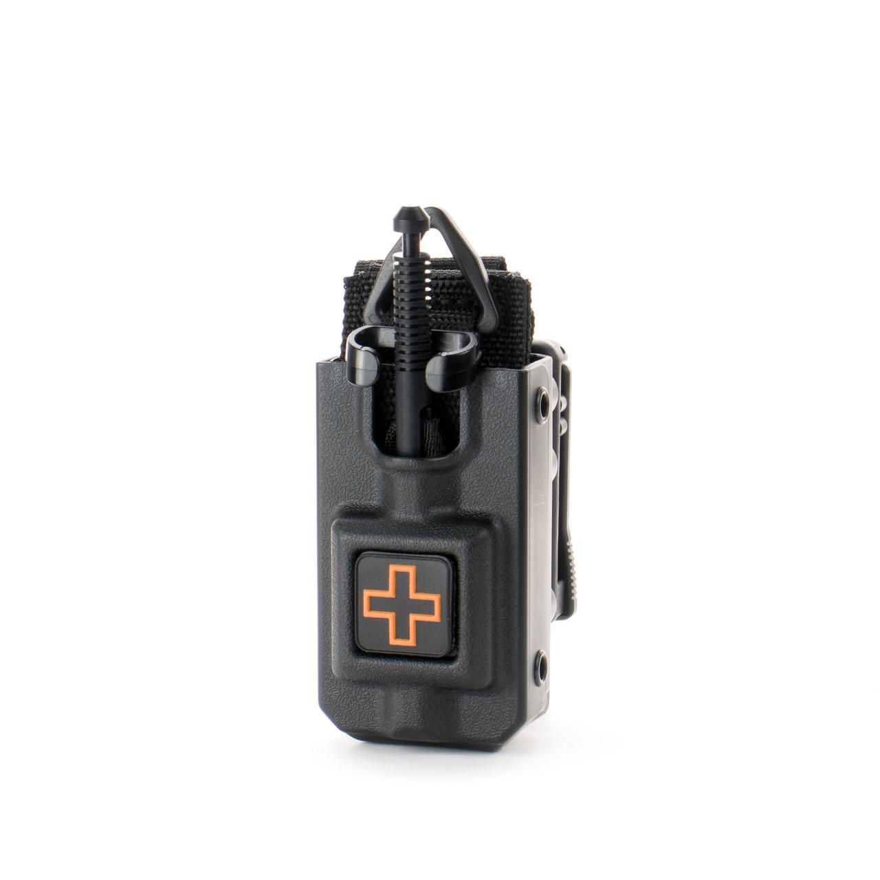 1110 Gear RIGID TQ Case® for SOF®TT//SOF®TT-W  Tourniquets Ranger Green MOLLE