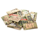 2x4 Med ID Patch - Multicam