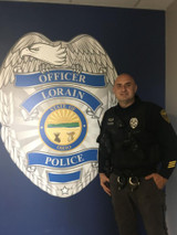 Lorain police officer helps save life
