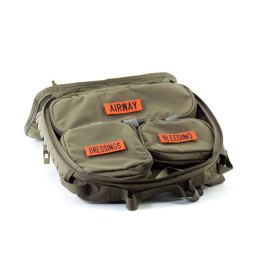 TEMS Entry Aid Bag - Black