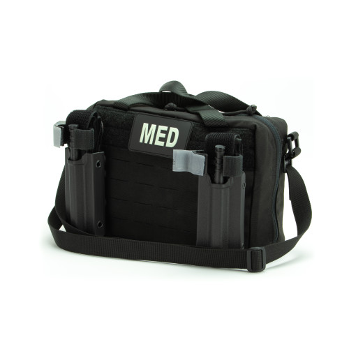 Range Aid Bag - Black (Full Kit with Contents)