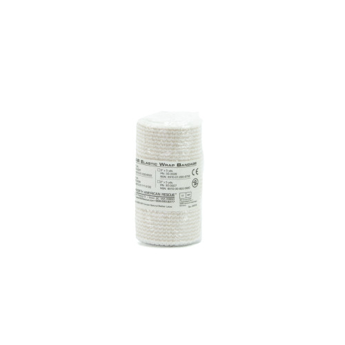 Elastic Wrap Bandage - 4 in