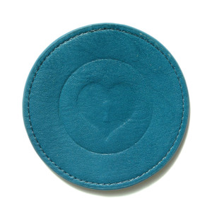 Signature Travel Mirror- Teal