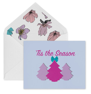 Tis the Season, Daphne A2 Envelope