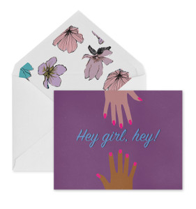 Hey girl, hey!, Daphne A2 Envelope