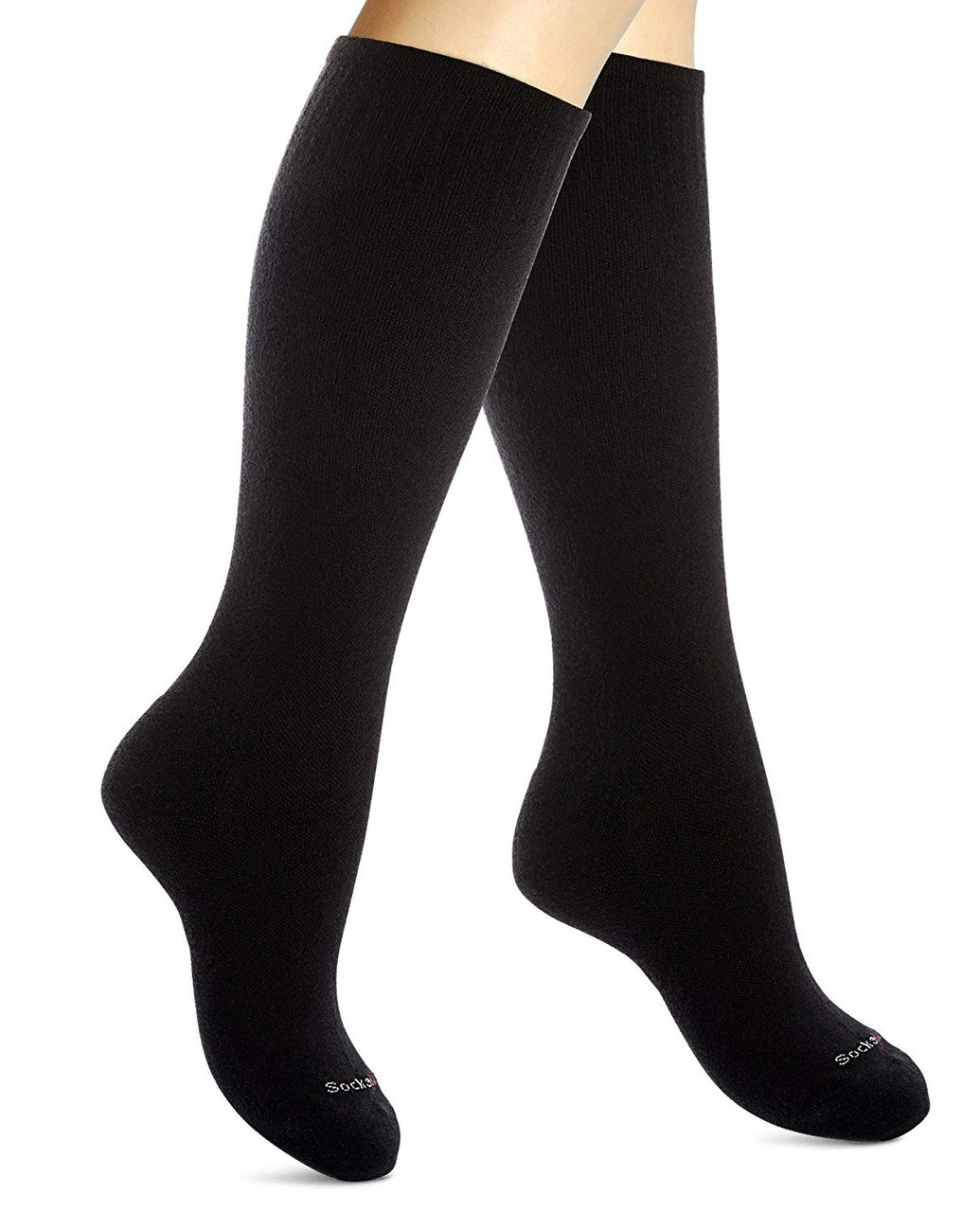 2ca2d04b02 Medical Compression Socks for Men - BLACK - COTTON SIZE: MB-RCM STRENGTH: