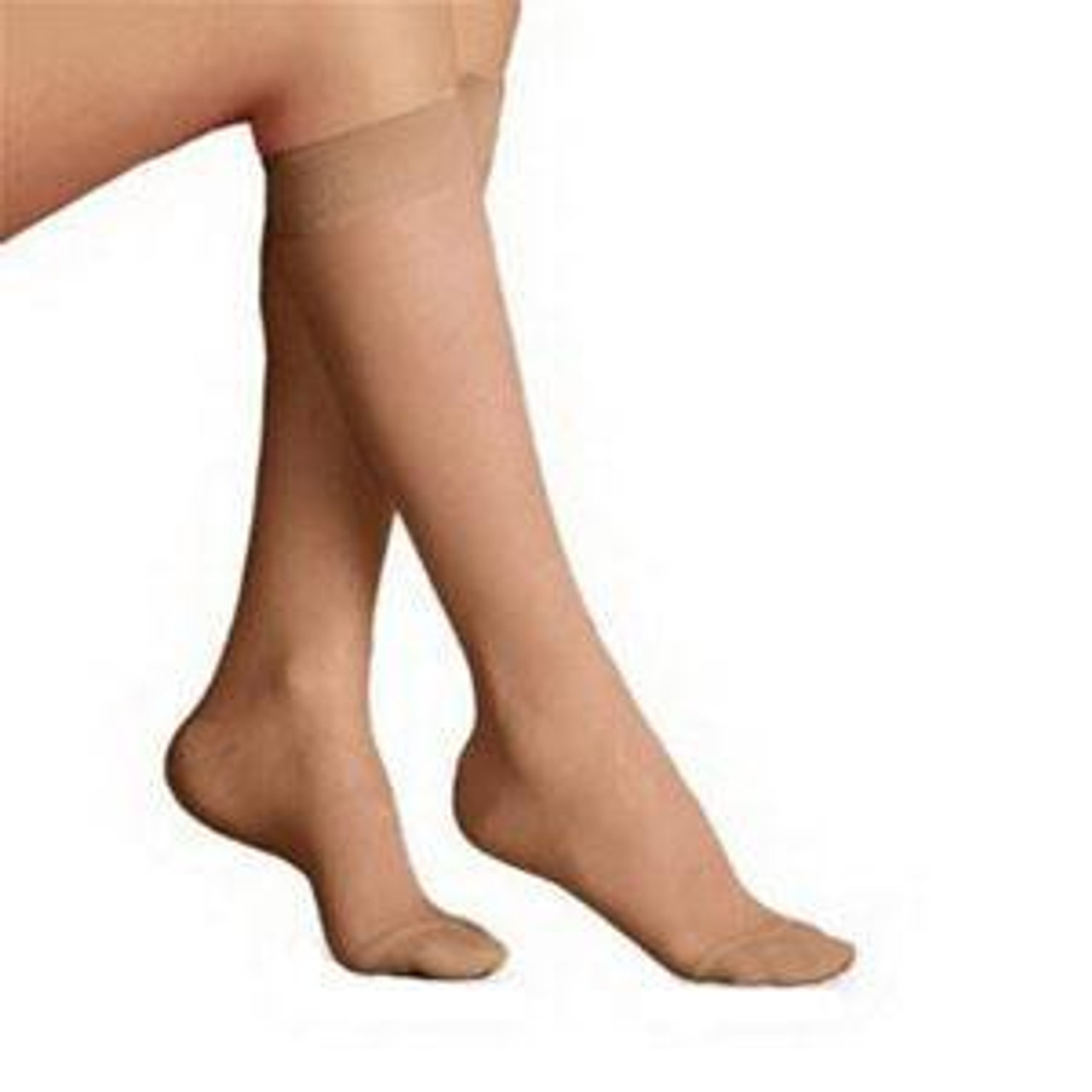 Buy Online Jobst 119404 Ultrasheer Womens Knee High Compression Stockings Closed Toe Canada