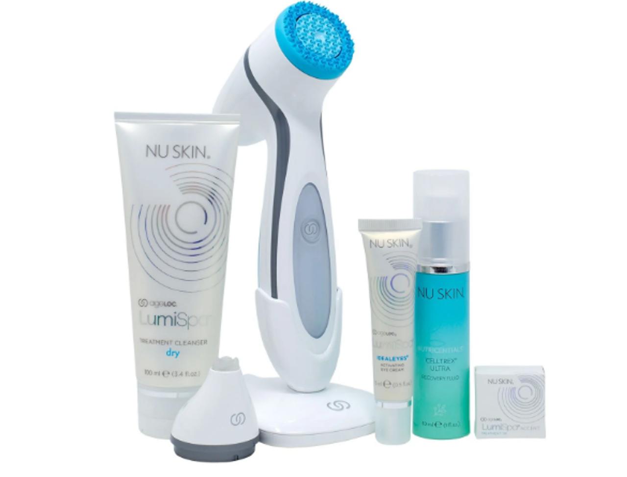 Buy Online NUSKIN NU SKIN 2010746 ageLOC LumiSpa Basic Kit Dry Canada