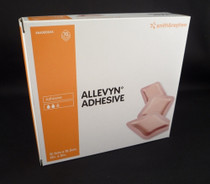 Smith & Nephew 66000044 ALLEVYN ADHESIVE Hydrocellular Foam Dressing 12.5 cm x 12.5 cm