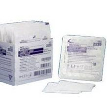 "CURITY AMD ANTIMICROBIAL GAUZE SPONGE, 4""x4"", STERILE BX/50 (CS24) (MDT-2533)"