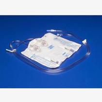 Kendall-Covidien 6261 - Curity Bedside Ureteral Drainage Bag, 4000 Cc, Each (Kendall 6261)