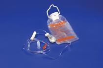Covidien 8884702105 KANGAROO 500ML GRADUATED BAG with EASY CAP CLOSURE CS/30 (MDT-8884702105)