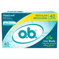OB 99430064 Tampon Regular Absorbency (Discontinued) (OB 99430064)