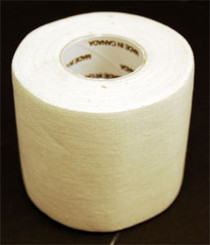 153328 Tape Hospital Zinc Oxide, White