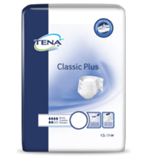 """TENA 67713 CLASSIC PLUS Brief, MEDIUM SIZE 34""""-47"""" (Case of 96)"""