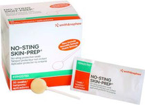 NO-STING SKIN-PREP Protective Barrier SWABSTICKS BX/50 (SN-59420700)
